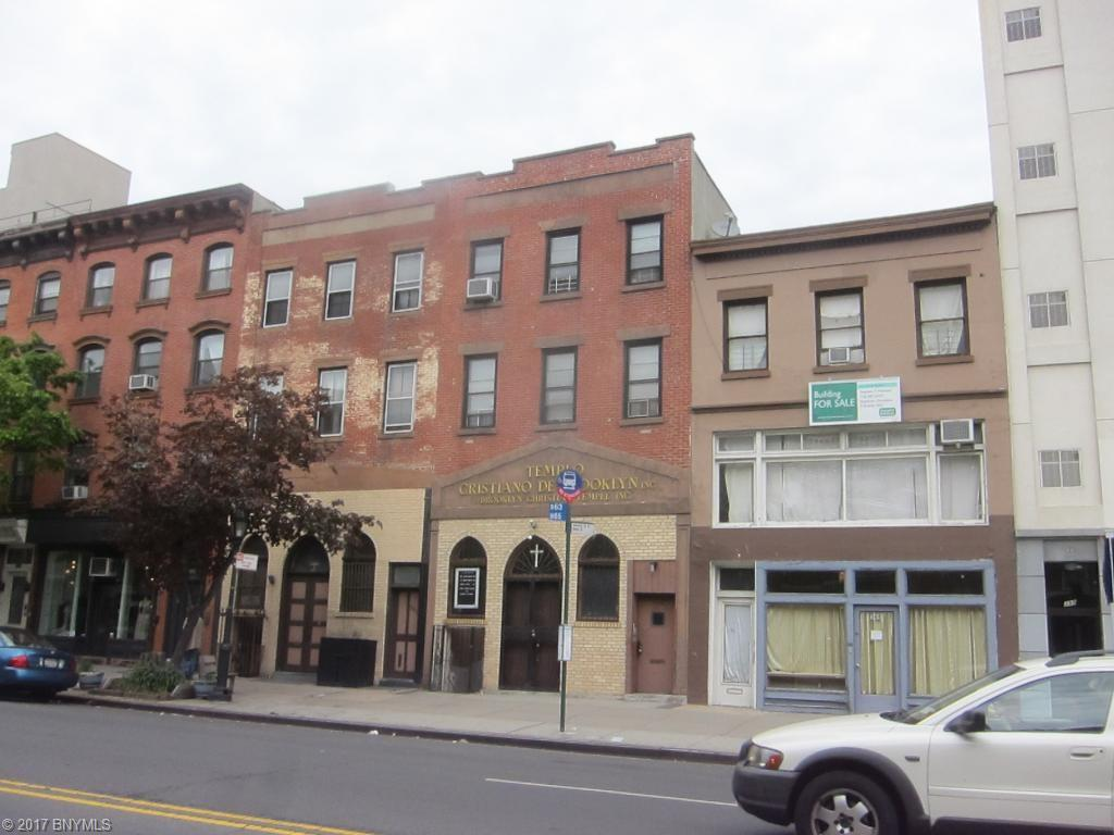 Multi-Family Home for Sale at 393 Atlantic Avenue 393 Atlantic Avenue Brooklyn, New York 11217 United States