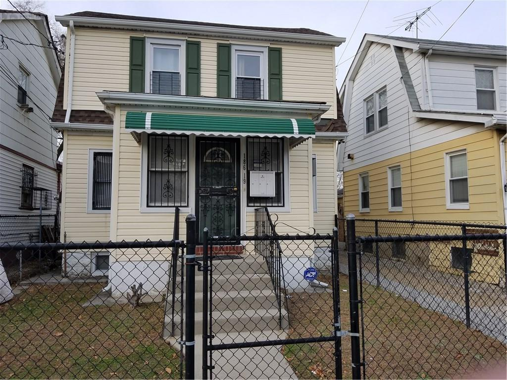 Withheld Withheld Avenue Jamaica St. Albans NY 11413