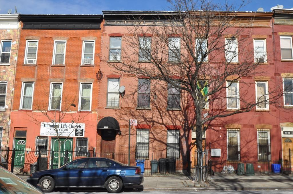 Withheld Withheld Street Ocean Hill Brooklyn NY 11233