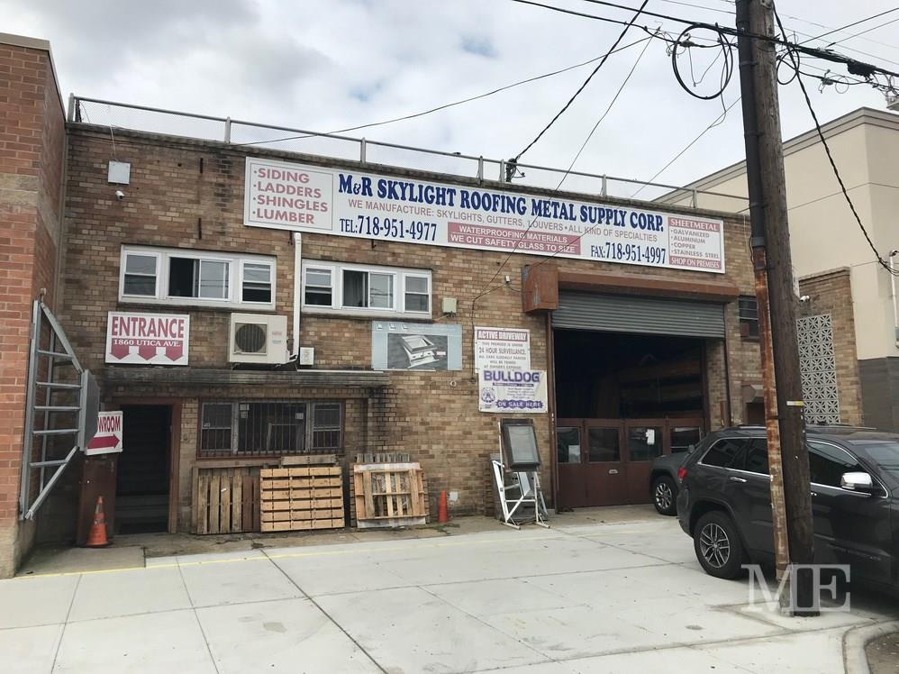 1858-1860 Utica Avenue East Flatbush Brooklyn NY 11234