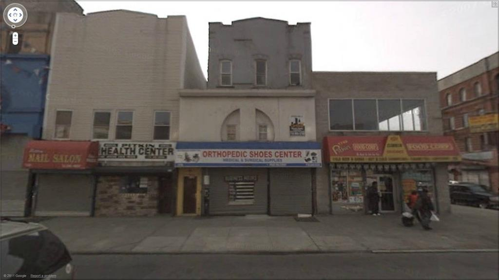 1744 Pitkin Avenue Brownsville Brooklyn NY 11212