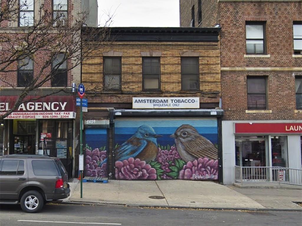 1614 Amsterdam Avenue  Manhattan NY 10031