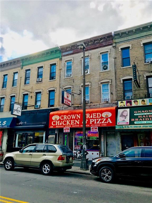 226 Utica Avenue Crown Heights Brooklyn NY 11213