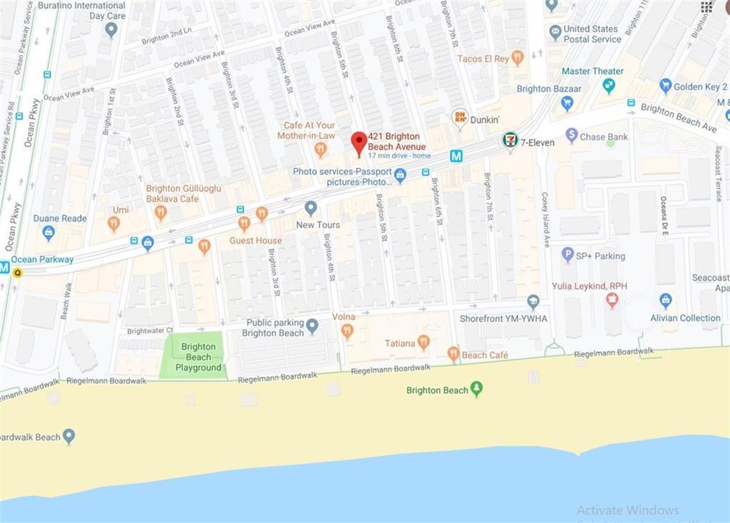 421 Brighton Beach Avenue Brighton Beach Brooklyn NY 11235