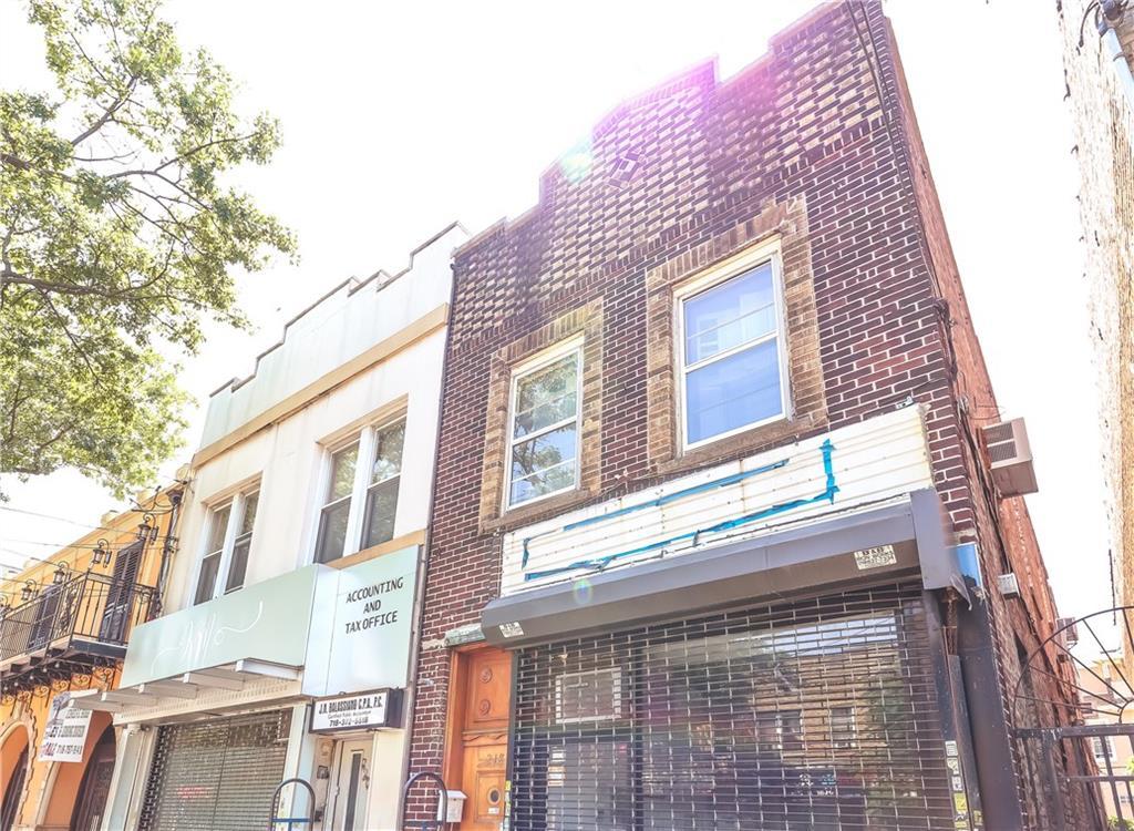 218 Avenue U Gravesend Brooklyn NY 11223