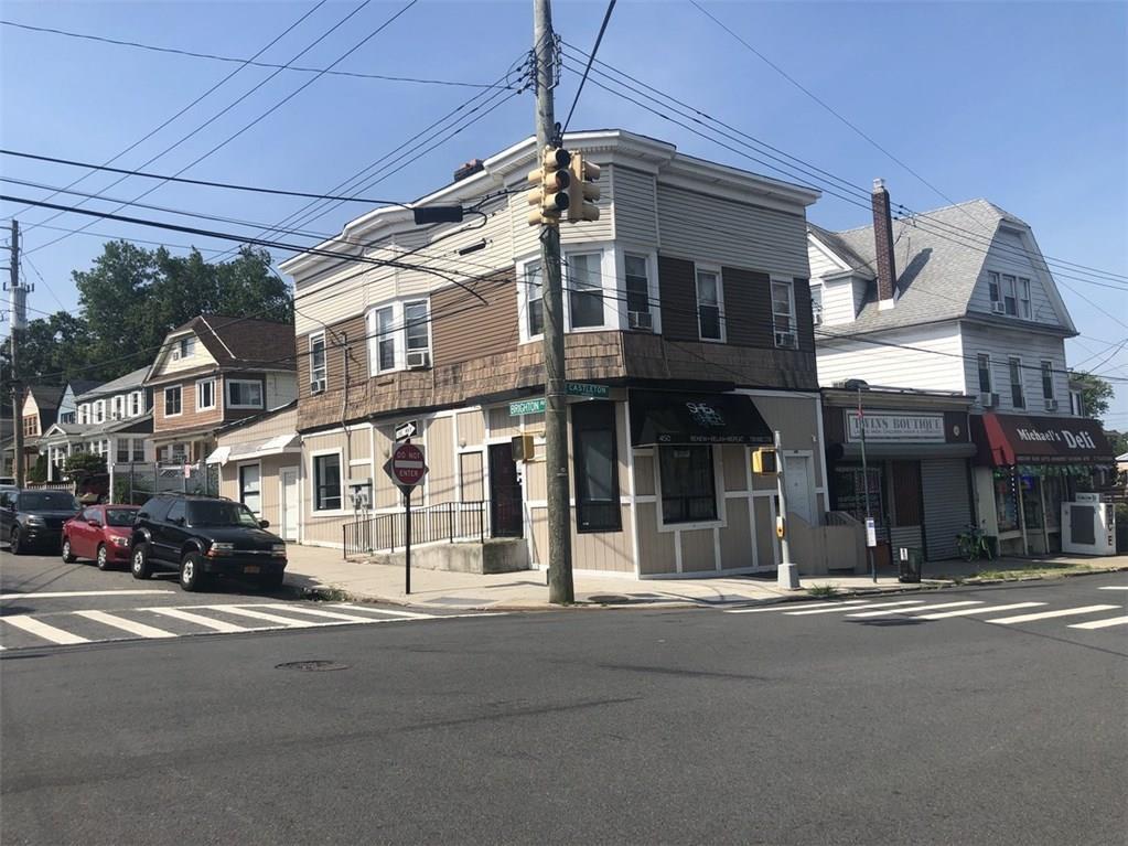 450 Castleton Avenue Tompkinsville Staten Island NY 10301