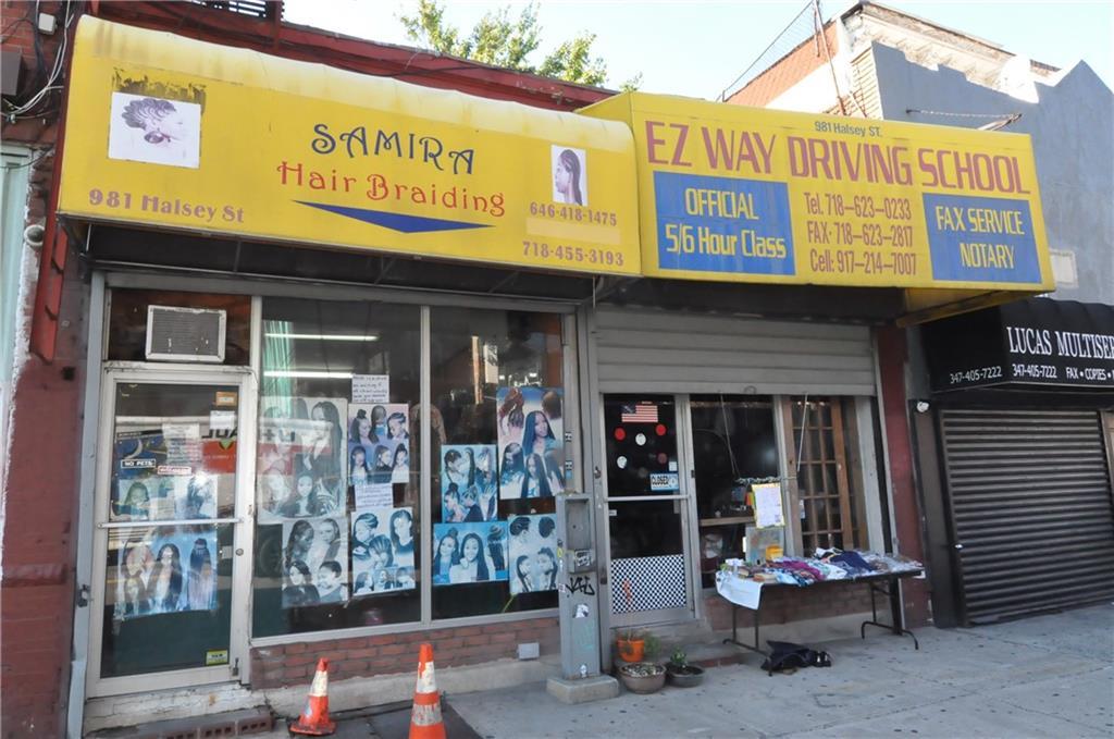 981 Halsey Street Bushwick Brooklyn NY 11207
