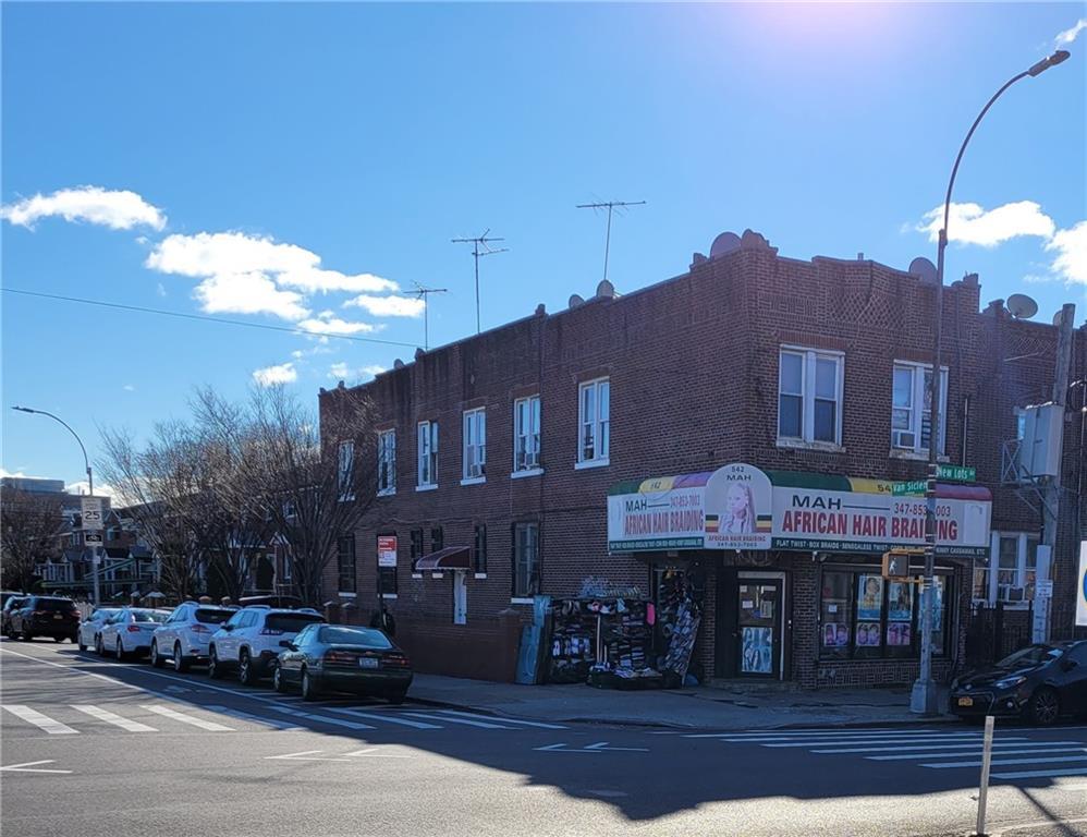 542 New Lots Avenue East New York Brooklyn NY 11207