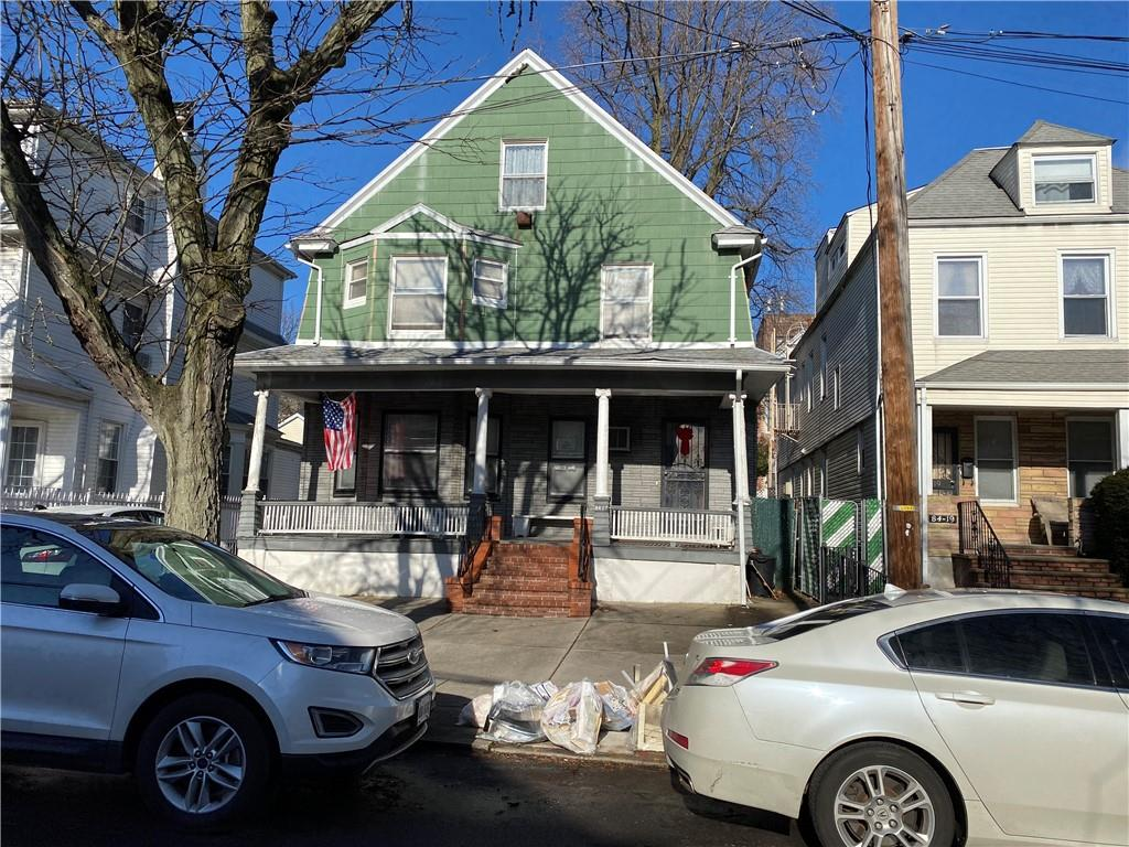 8417 85 Drive Woodhaven Woodhaven NY 11421